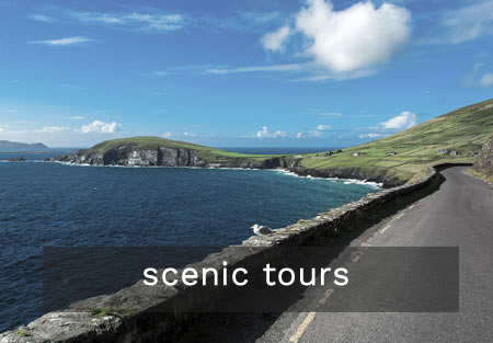 Scenic Tours Chauffeur Galway