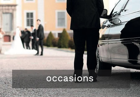 Chauffeur for Special Occasions in Galway